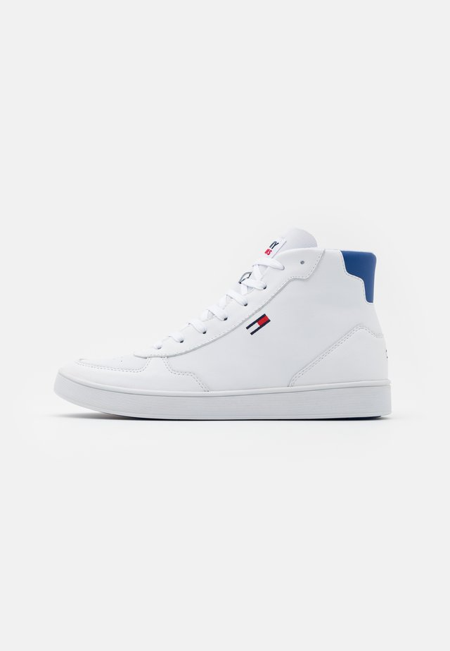 MID CUT ESSENTIAL CUPSOLE - Sneakersy wysokie - providence blue