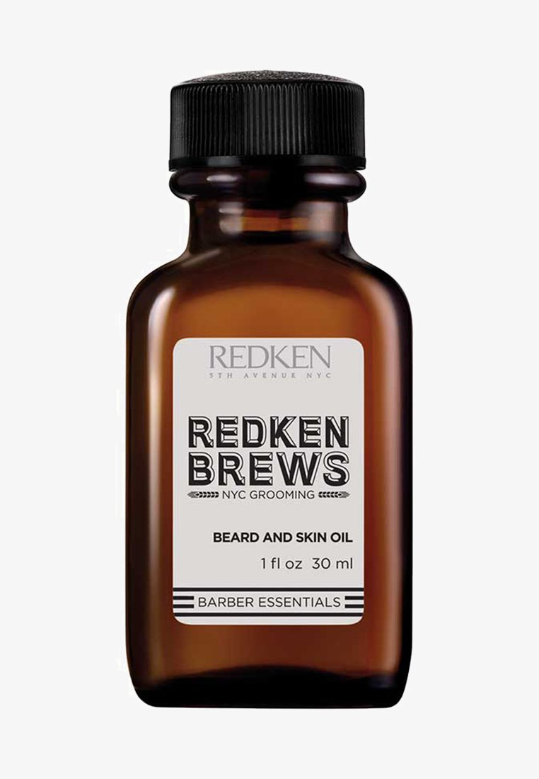 Redken - BREWS BEARD OIL - Bartpflege - -