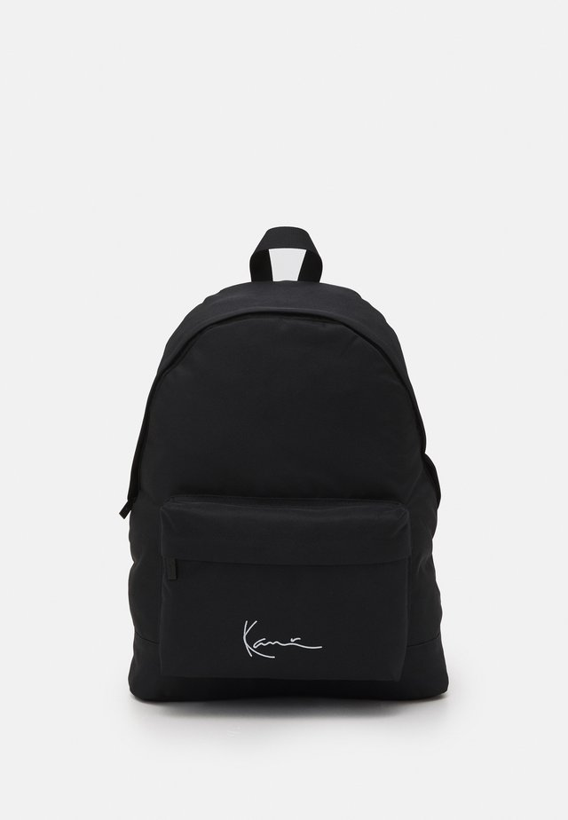SIGNATURE BACKPACK UNISEX - Batoh - black