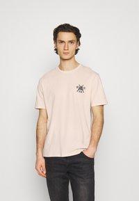 YOURTURN - T-shirt imprimé - pink - 1