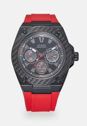 Watch - red/black