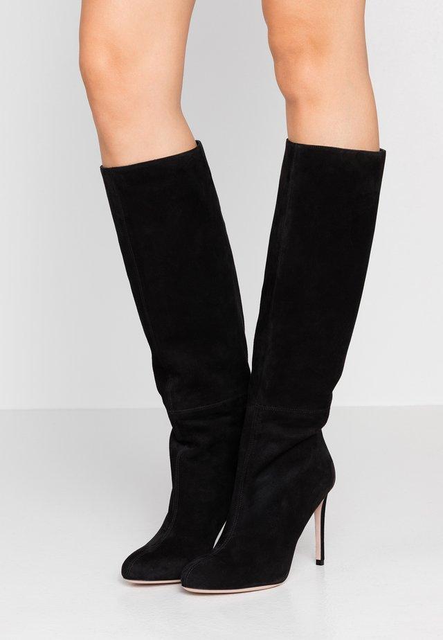 ALLISON BOOT - High heeled boots - black