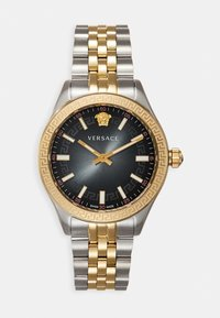 Versace Watches - HELLENYIUM - Hodinky - silver-coloured/gold-coloured - 0
