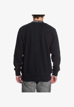 DC SHOES MIDDLEGATE - SWEAT POUR HOMME EDYFT03498 - Sweater - black