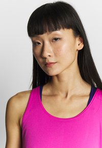Nike Performance - DRY VICTORY ELASTIKA TANK - Sports shirt - active fuchsia - 3