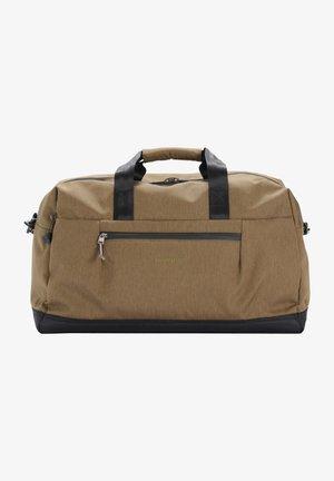 Weekend bag - beech khaki