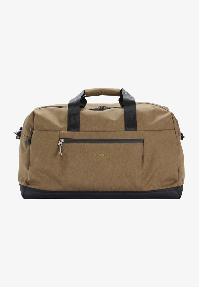 Weekend bag - beech khaki