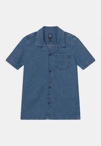 GAP - BOY  - Shirt - blue denim - 0