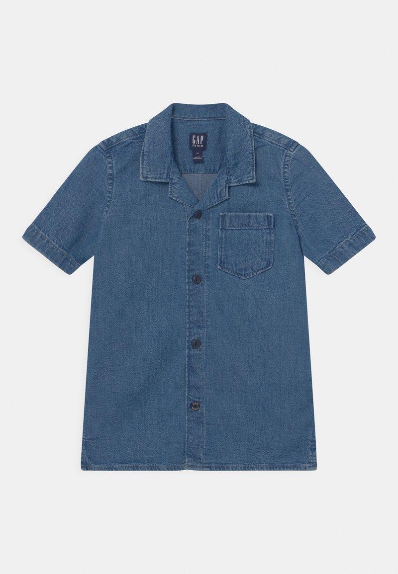 GAP - BOY  - Shirt - blue denim