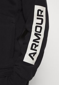 Under Armour - PACK HOODIE - Mikina - black/pitch gray - 6