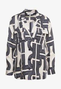 Lovechild - VIGGA - Button-down blouse - tapioca - 3