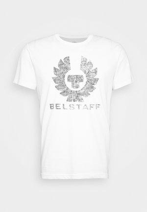 COTELAND  - T-shirt con stampa - white