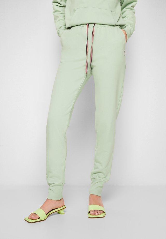 SWEATPANTS - Pantaloni sportivi - mint