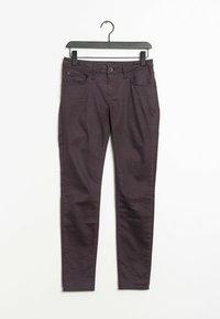 Street One - Slim fit jeans - purple - 0