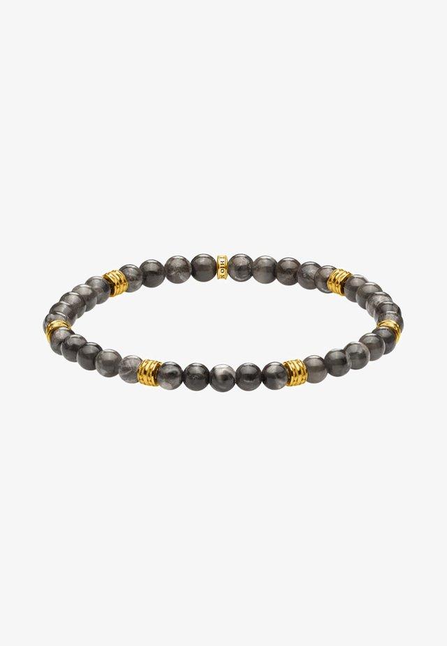 TALISMAN - Bracelet - grey/gold-coloured/silver-coloured