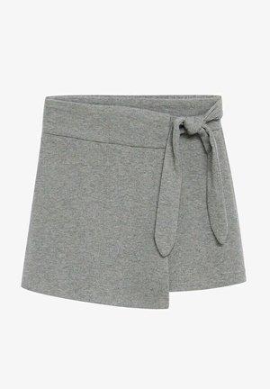 Áčková sukně - grey