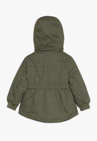 OVS - BABY PARKA JACKET - Winter jacket - dusty olive - 1
