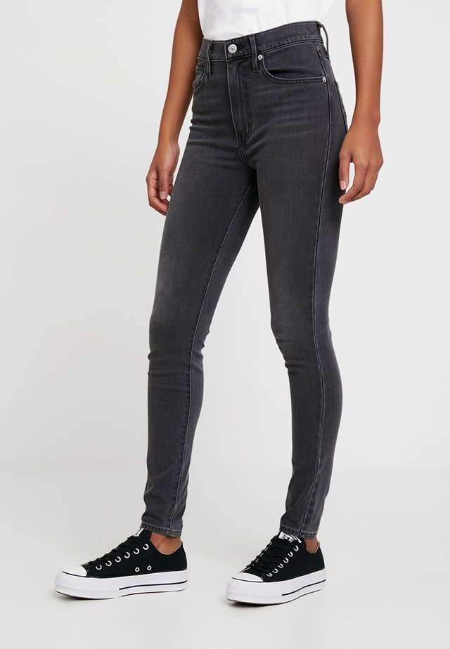 MILE HIGH SUPER SKINNY - Jeans Skinny Fit - smoke show