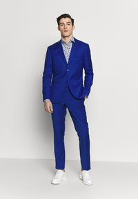 Isaac Dewhirst - POP SUIT - Garnitur - royal blue - 1
