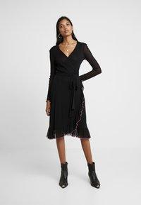 Résumé - ORSANA DRESS - Day dress - black - 0