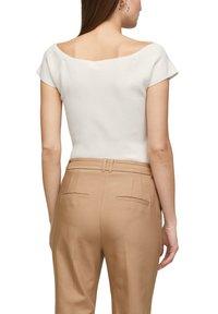 s.Oliver - Basic T-shirt - white - 2