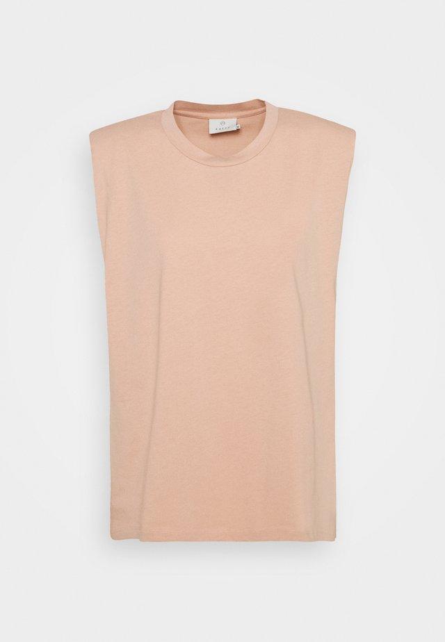 CIKA - T-shirt basic - misty rose