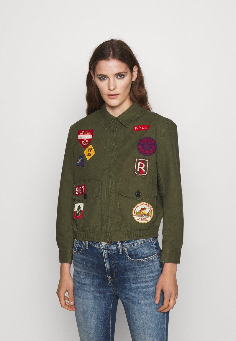 Polo Ralph Lauren - Tunn jacka - army green