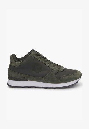 YALE - Sneakers laag - marrón