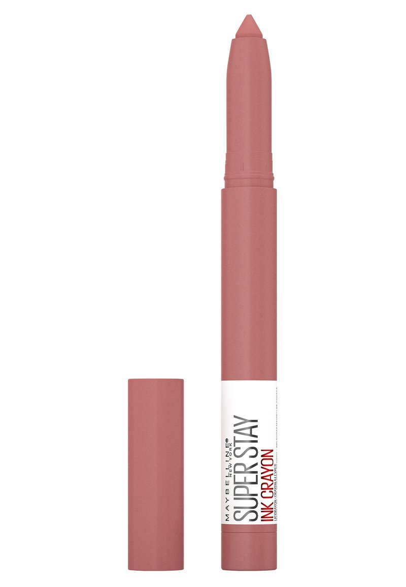 Maybelline New York - SUPER STAY INK CRAYON - Lipstick - 105 on the grind