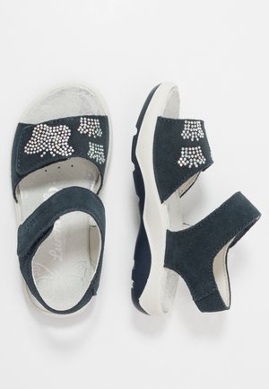 FERMI - Sandals - navy