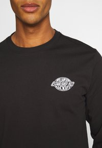 Dickies - WARPED - Long sleeved top - black - 4