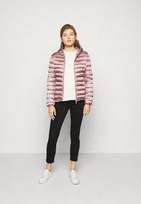 Save the duck - IRISY - Winter jacket - misty rose - 1