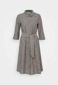 Opus - WUTA - Shirt dress - black - 4