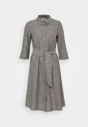 WUTA - Shirt dress - black