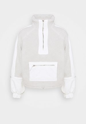 SHERPA POP OVE - Windbreakers - lunar rock grey
