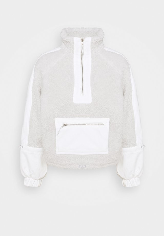 SHERPA POP OVE - Windbreaker - lunar rock grey
