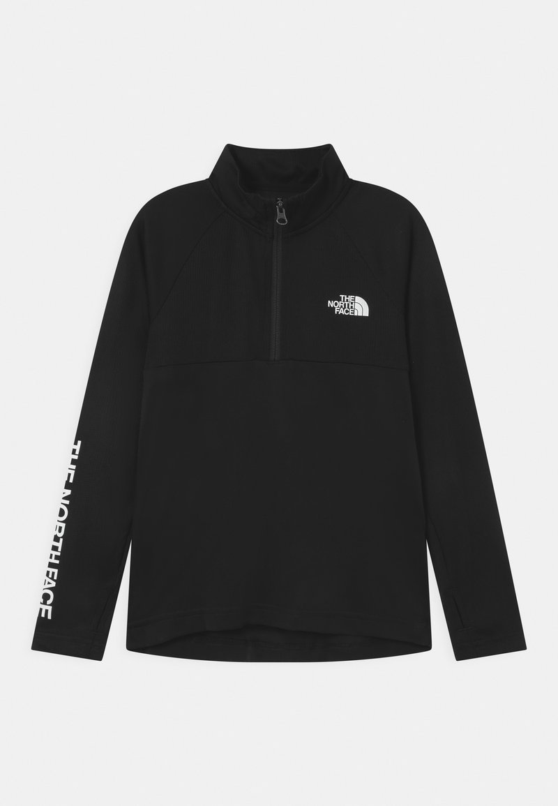 The North Face - REACTOR UNISEX - Long sleeved top - black