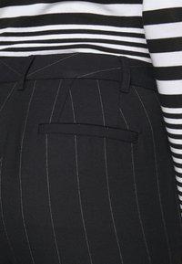 Lauren Ralph Lauren - Bukse - black/white - 4