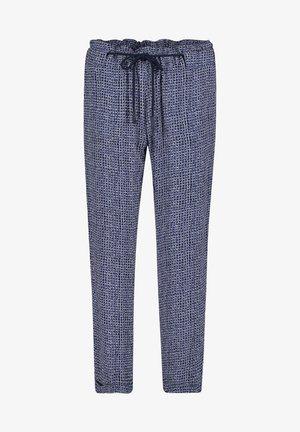 Trousers - light blue blue