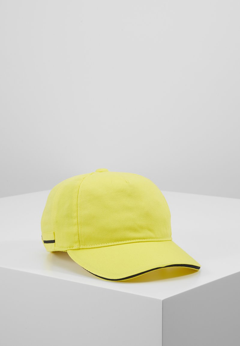 BOSS Kidswear - Kšiltovka - yellow