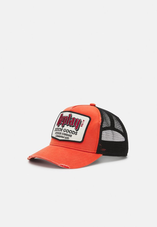 TRUCKER UNISEX - Keps - orange