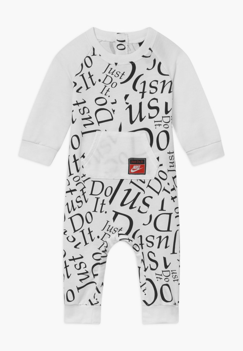 Nike Sportswear - COVERALL BABY - Jumpsuit - white