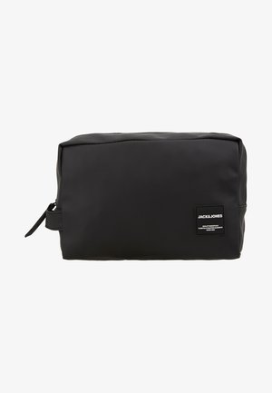 JACPETE TOILETRY BAG - Wash bag - black