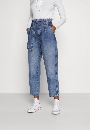 BLAIR - Relaxed fit jeans - blue denim