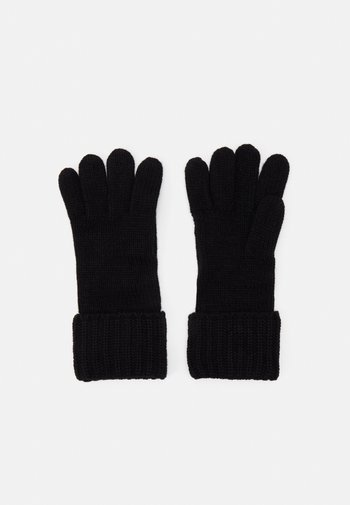 SHAKER CABLE GLOVE UNISEX