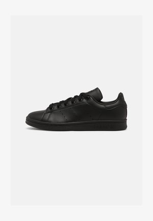 SUSTAINABLE STAN SMITH UNISEX - Sneakersy niskie - core black
