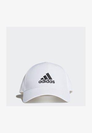 UNISEX - Cap - white/white/black