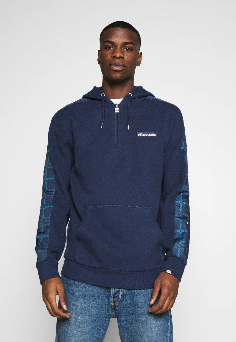 Ellesse - BONALDO - Zip-up hoodie - navy