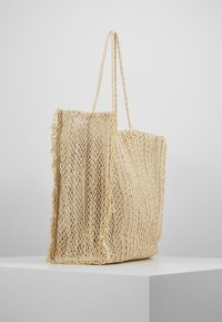 Seafolly - CARRIED AWAY CROCHET BAG - Tote bag - natural - 3
