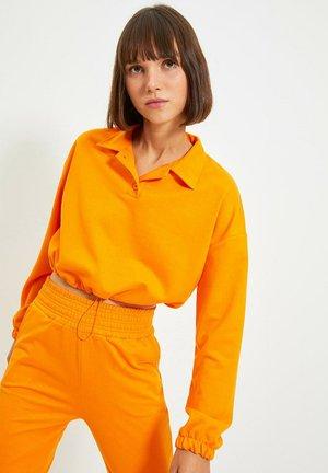 PARENT - Sweater - orange
